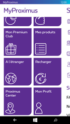 Microsoft Lumia 535 - Applications - MyProximus - Étape 21