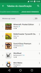 Alcatel Idol 4 VR - Aplicações - Como pesquisar e instalar aplicações -  12