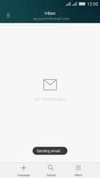 Huawei Y635 Dual SIM - E-mail - Sending emails - Step 16