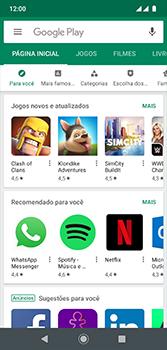 Motorola Moto G7 - Aplicativos - Como baixar aplicativos - Etapa 4