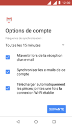 Nokia 1 - E-mail - Configuration manuelle (outlook) - Étape 10