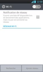 LG P700 Optimus L7 - Wifi - configuration manuelle - Étape 4