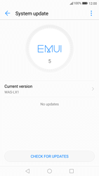 Huawei P10 Lite - Device - Software update - Step 5