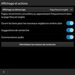 BlackBerry Passport - Internet - Configuration manuelle - Étape 16