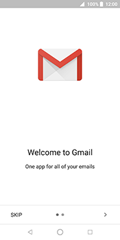 ZTE Blade V9 - E-mail - Manual configuration (gmail) - Step 4