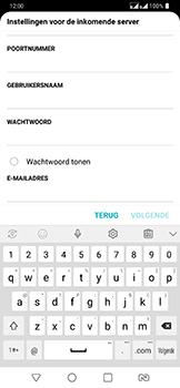LG g7-fit-dual-sim-lm-q850emw - E-mail - Account instellen (IMAP met SMTP-verificatie) - Stap 12