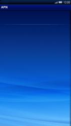 Sony Ericsson Xperia X10 - MMS - configuration manuelle - Étape 8