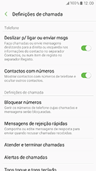 Samsung Galaxy A3 (2017) - Chamadas - Como bloquear chamadas de um número -  6