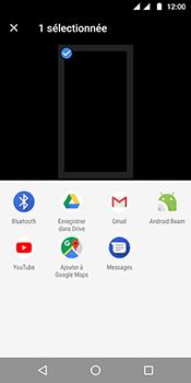 Motorola Moto G6 - Photos, vidéos, musique - Créer une vidéo - Étape 20