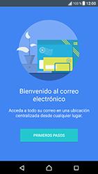 Sony Xperia XZ - Android Nougat - E-mail - Configurar correo electrónico - Paso 4