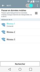 LG H420 Spirit - WiFi et Bluetooth - Configuration manuelle - Étape 9