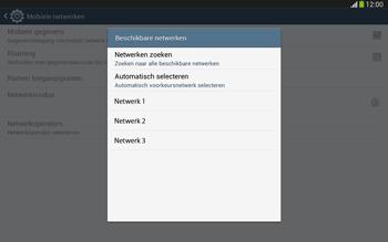 Samsung P5220 Galaxy Tab 3 10-1 LTE - Netwerk - gebruik in het buitenland - Stap 10