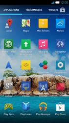 Bouygues Telecom Ultym 4 - Aller plus loin - Restaurer les paramètres d'usines - Étape 3