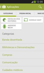 Samsung Galaxy Grand Neo - Aplicações - Como pesquisar e instalar aplicações -  6
