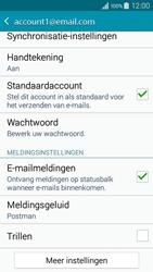 Samsung A300FU Galaxy A3 - E-mail - Instellingen KPNMail controleren - Stap 11