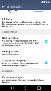 LG H815 G4 - Device maintenance - Back up - Stap 9