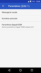 Crosscall Action X3 - Messagerie vocale - configuration manuelle - Étape 10