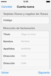 Apple iPhone 4S iOS 7 - Aplicaciones - Tienda de aplicaciones - Paso 20
