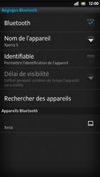 Sony LT26i Xperia S - Bluetooth - connexion Bluetooth - Étape 12