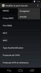Acer Liquid Jade Z - Internet - Configuration manuelle - Étape 18