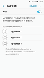 Samsung G920F Galaxy S6 - Android Nougat - Bluetooth - Koppelen met ander apparaat - Stap 7
