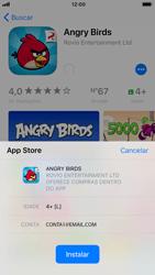 Apple iPhone iOS 11 - Aplicativos - Como baixar aplicativos - Etapa 13