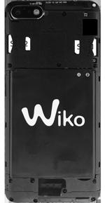 Wiko Harry 2 - Appareil - comment insérer une carte SIM - Étape 5