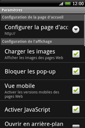 HTC A6262 Hero - Internet - Configuration manuelle - Étape 17