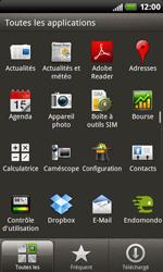 HTC S510b Rhyme - E-mail - Configuration manuelle - Étape 3