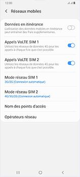 Samsung Galaxy A70 - Réseau - activer 4G - Étape 6
