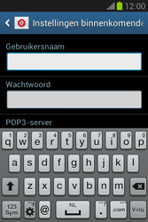 Samsung Galaxy Fame Lite (S6790) - E-mail - Account instellen (POP3 zonder SMTP-verificatie) - Stap 8