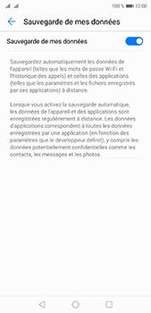 Huawei P20 pro - Aller plus loin - Gérer vos données depuis le portable - Étape 10
