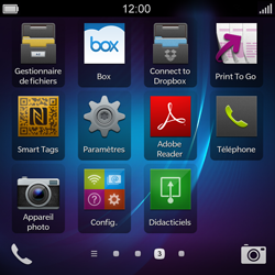 BlackBerry Q5 - E-mail - Configuration manuelle - Étape 3