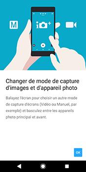 Sony Xperia XZ2 - Photos, vidéos, musique - Prendre une photo - Étape 6