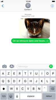Apple iPhone 6 Plus - iOS 11 - MMS - envoi d'images - Étape 15