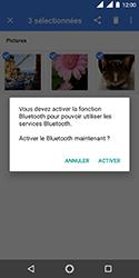 Nokia 3.1 - Photos, vidéos, musique - Envoyer une photo via Bluetooth - Étape 10