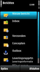 Nokia X6-00 - E-mail - e-mail instellen: POP3 - Stap 4