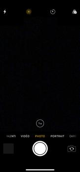 Apple iPhone X - Photos, vidéos, musique - Prendre une photo - Étape 3
