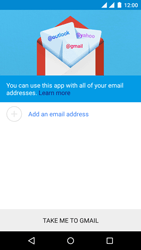 Wiko Rainbow Jam - Dual SIM - E-mail - Manual configuration (gmail) - Step 5