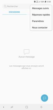 Samsung Galaxy A7 (2018) - SMS - configuration manuelle - Étape 5