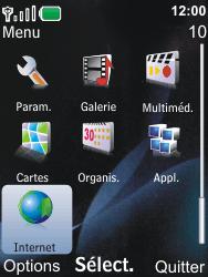 Nokia 6600i slide - Internet - Navigation sur Internet - Étape 2