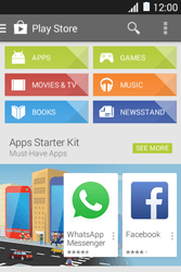 Samsung Galaxy Young 2 - Applications - Downloading applications - Step 24