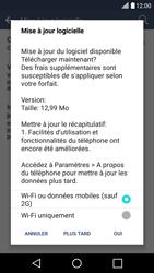 LG K10 4G K420 - Réseau - Installation de mises à jour - Étape 12