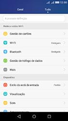 Huawei Y6 - Internet no telemóvel - Como ativar os dados móveis -  3