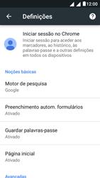 """Alcatel Pixi 4 (5"""") - Internet no telemóvel - Como configurar ligação à internet -  28"""