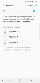 Samsung Galaxy S9 (SM-G960F) - Bluetooth - Aanzetten - Stap 6