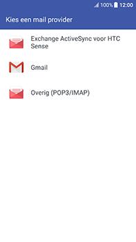HTC U11 - E-mail - handmatig instellen (outlook) - Stap 5