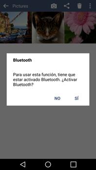 LG G4 - Bluetooth - Transferir archivos a través de Bluetooth - Paso 9