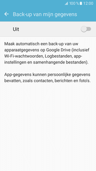 Samsung Galaxy J7 (2016) (J710) - Device maintenance - Back up - Stap 8