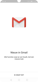 Huawei P30 Pro - E-mail - Handmatig instellen (gmail) - Stap 4